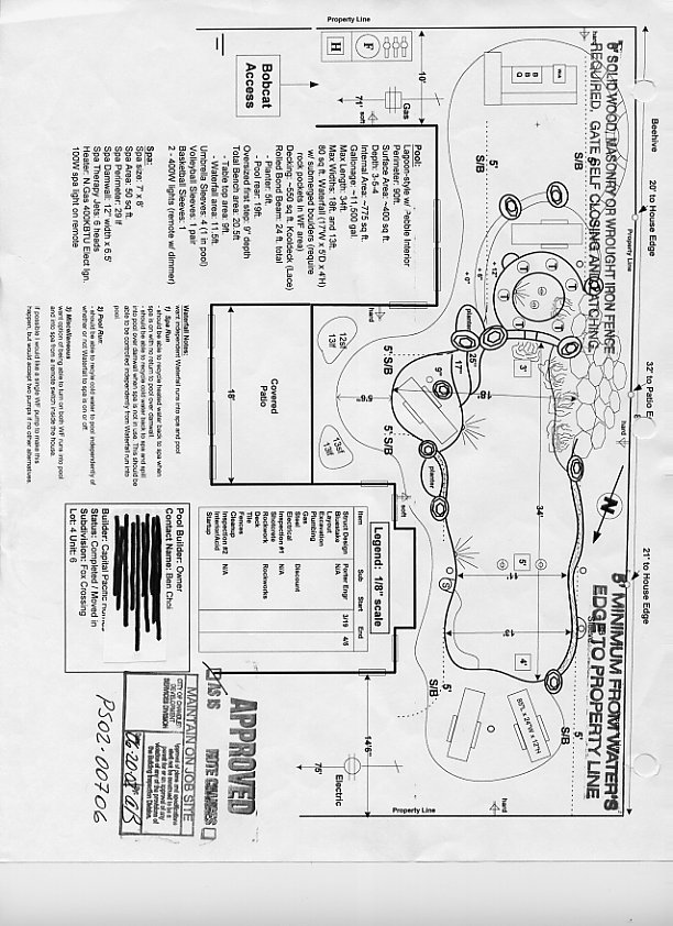 Swimming Pool Plan Dwg Pdf