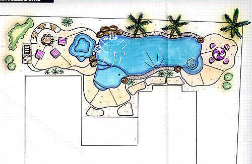 Swimming Pool Designs And Plans Great