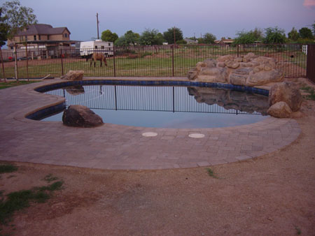 Build Your Own Pool How I Built My Own Swimming Pool