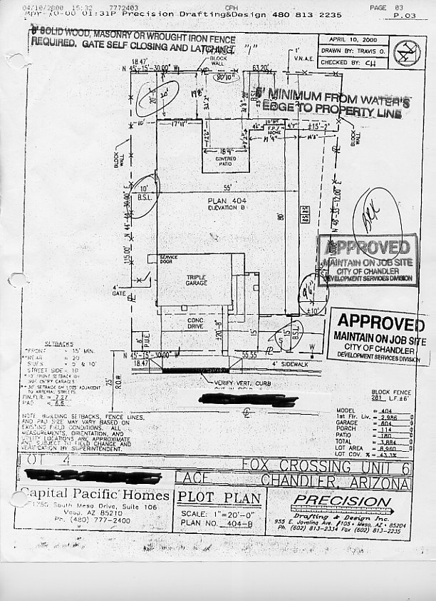 Build your own pool how i built my own swimming pool for Plot plan drawing