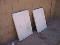 Concrete Slabs for Pool Equipment